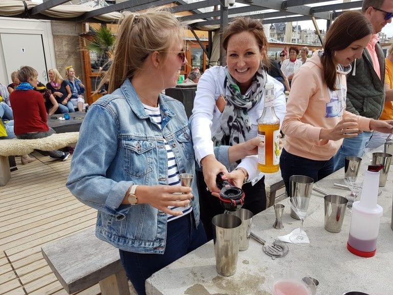 cocktail workshop cocktail-shaken.nl