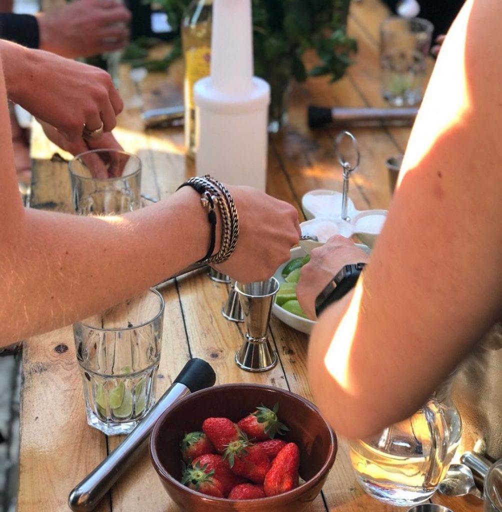 Cocktail Workshop Scheveningen
