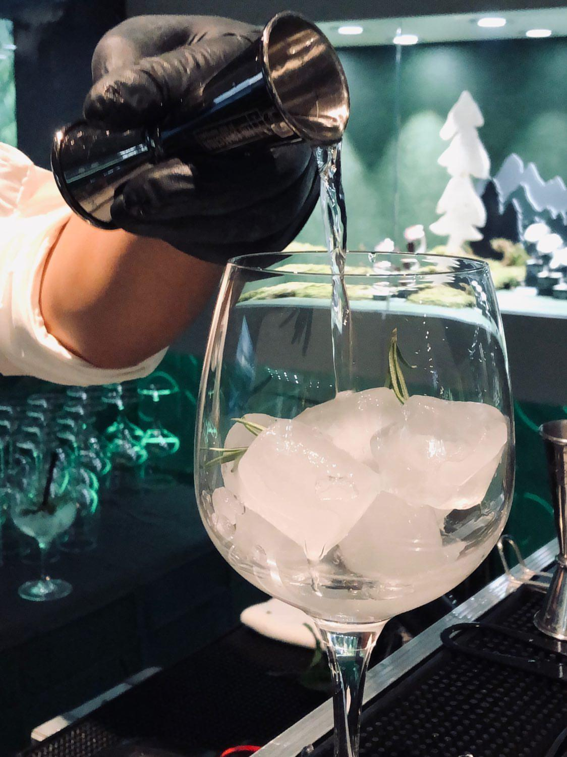 cocktail catering Gin Tonic